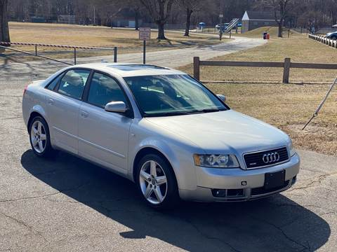 2005 Audi A4 for sale at Choice Motor Car in Plainville CT