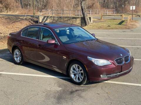 2010 BMW 5 Series 535i xDrive for sale at Choice Motor Car in Plainville CT