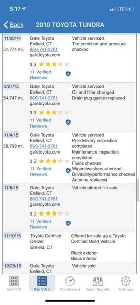 2010 Toyota Tundra Grade (image 54)