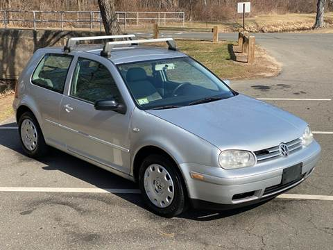 2003 Volkswagen Golf for sale at Choice Motor Car in Plainville CT