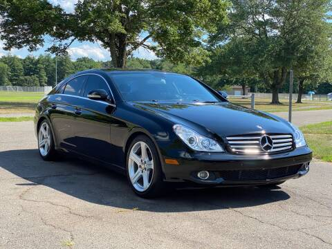 2008 Mercedes-Benz CLS for sale at Choice Motor Car in Plainville CT