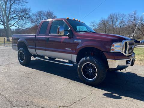 2007 Ford F-350 Super Duty XLT for sale at Choice Motor Car in Plainville CT