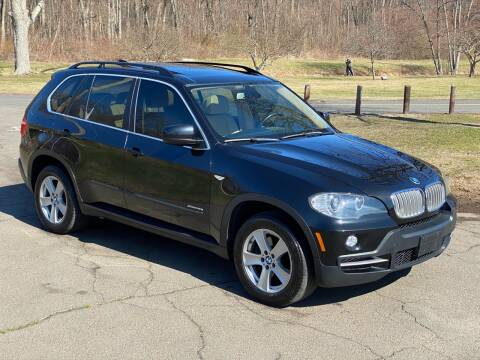 2009 BMW X5 xDrive48i for sale at Choice Motor Car in Plainville CT