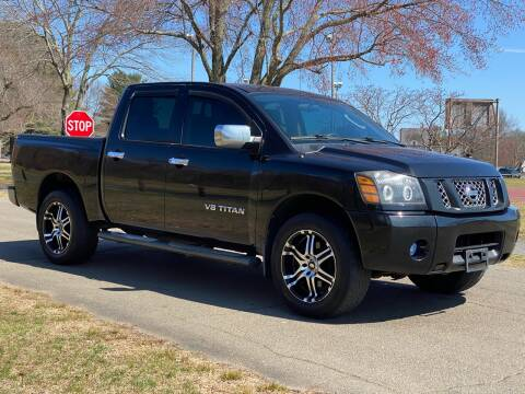 2009 Nissan Titan XE for sale at Choice Motor Car in Plainville CT