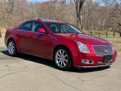 2008 Cadillac CTS 3.6L DI for sale at Choice Motor Car in Plainville CT