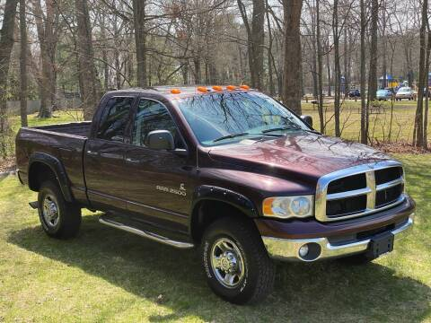 2005 Dodge Ram Pickup 2500 Laramie for sale at Choice Motor Car in Plainville CT