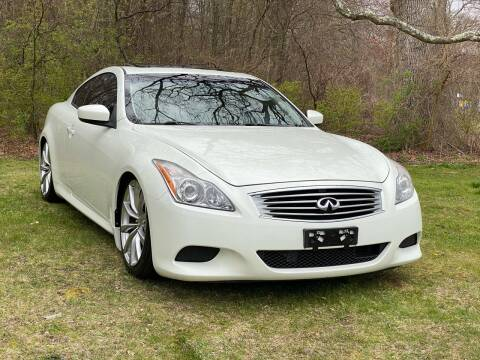 2008 Infiniti G37 Sport for sale at Choice Motor Car in Plainville CT