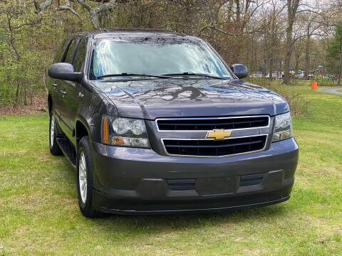 2010 Chevrolet Tahoe Hybrid for sale at Choice Motor Car in Plainville CT