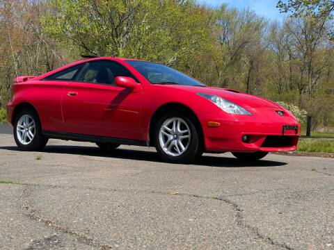 2000 Toyota Celica for sale at Choice Motor Car in Plainville CT
