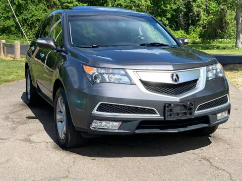2011 Acura MDX for sale at Choice Motor Car in Plainville CT