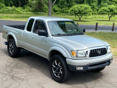 2004 Toyota Tacoma for sale at Choice Motor Car in Plainville CT