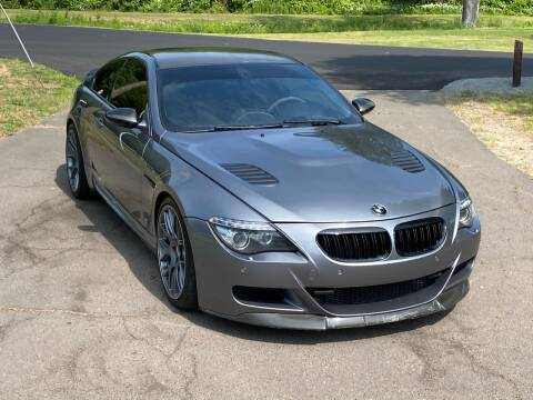2008 BMW M6 for sale at Choice Motor Car in Plainville CT