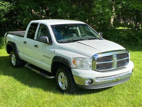 2007 Dodge Ram Pickup 1500 for sale at Choice Motor Car in Plainville CT