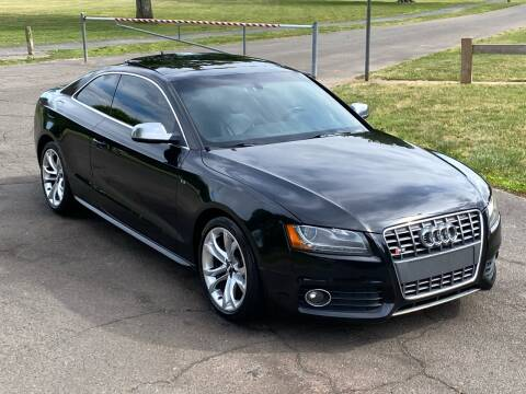 2010 Audi S5 for sale at Choice Motor Car in Plainville CT
