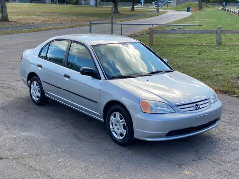2001 Honda Civic for sale at Choice Motor Car in Plainville CT