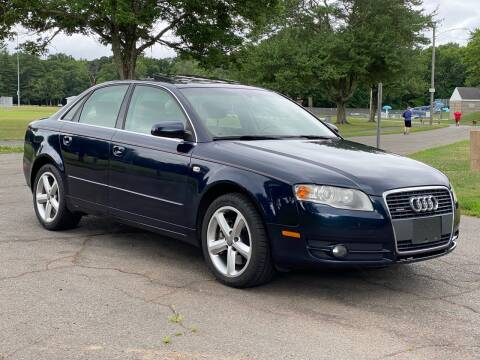 2007 Audi A4 for sale at Choice Motor Car in Plainville CT