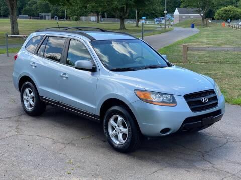 2008 Hyundai Santa Fe for sale at Choice Motor Car in Plainville CT