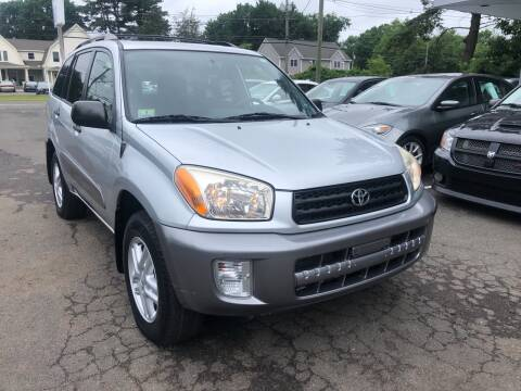 2002 Toyota RAV4 for sale at Choice Motor Car in Plainville CT