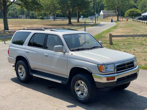 1997 Toyota 4Runner for sale at Choice Motor Car in Plainville CT