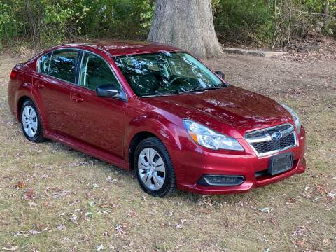2014 Subaru Legacy for sale at Choice Motor Car in Plainville CT