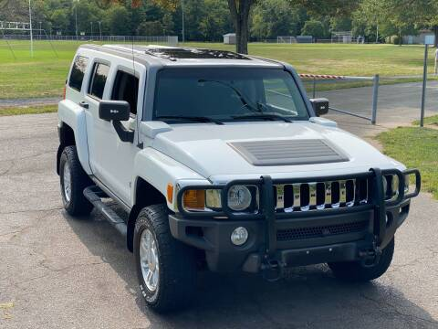 2006 HUMMER H3 for sale at Choice Motor Car in Plainville CT