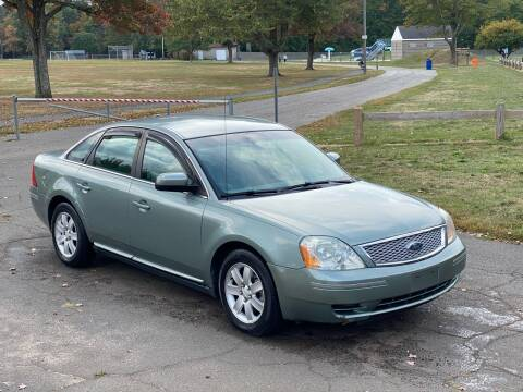 2007 Ford Five Hundred for sale at Choice Motor Car in Plainville CT