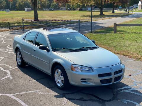 2001 Dodge Stratus for sale at Choice Motor Car in Plainville CT