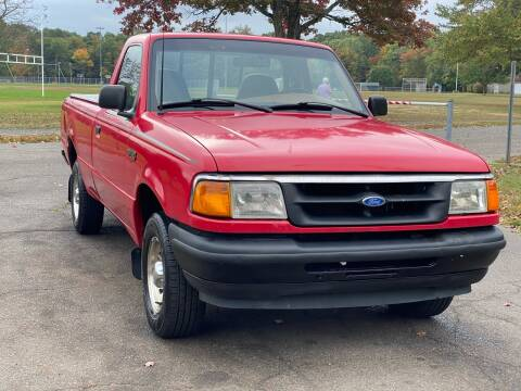 1996 Ford Ranger for sale at Choice Motor Car in Plainville CT