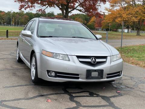 2007 Acura TL for sale at Choice Motor Car in Plainville CT