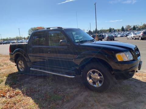 2005 Ford Explorer Sport Trac for sale at Choice Motor Car in Plainville CT