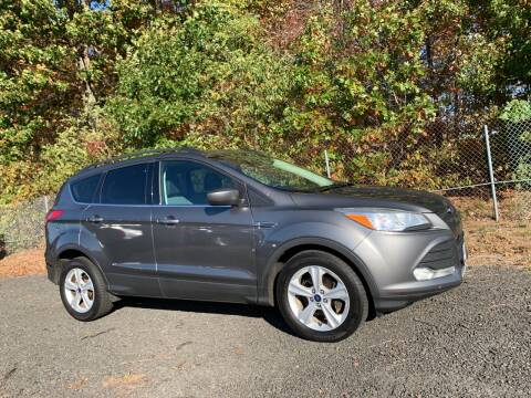 2014 Ford Escape for sale at Choice Motor Car in Plainville CT