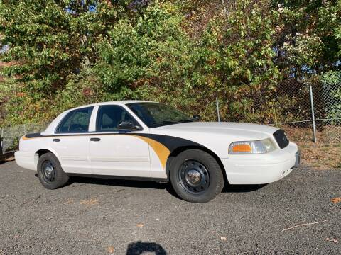 2011 Ford Crown Victoria for sale at Choice Motor Car in Plainville CT