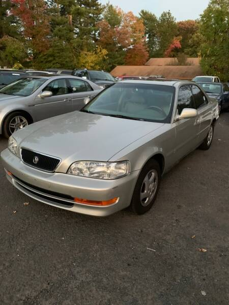 1997 Acura TL for sale at Choice Motor Car in Plainville CT