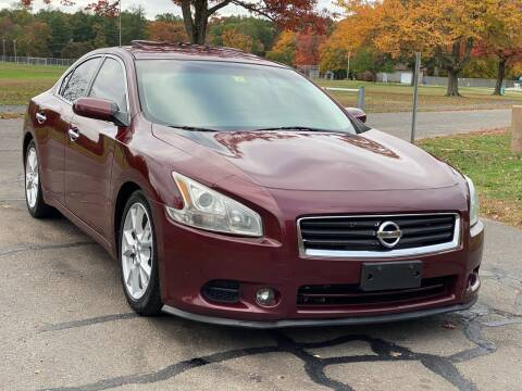 2012 Nissan Maxima for sale at Choice Motor Car in Plainville CT