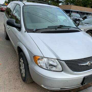 2003 Chrysler Town and Country for sale at Choice Motor Car in Plainville CT