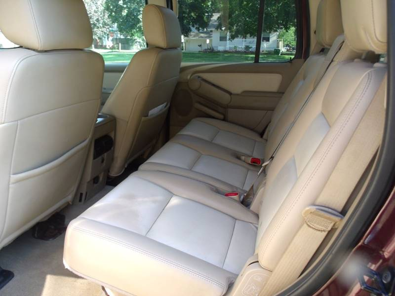 2008 Ford Explorer AWD Limited 4dr SUV (V8) - Canton OH