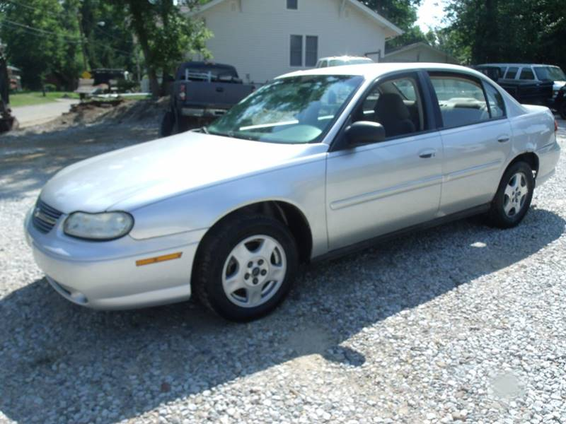 2005 Chevrolet Classic Fleet 4dr Sedan - Canton OH