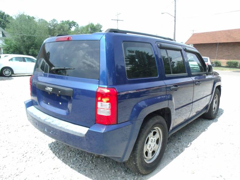 2009 Jeep Patriot Sport 4dr SUV - Canton OH