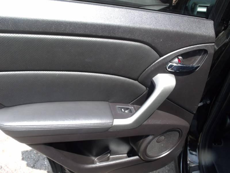 2011 Acura RDX SH-AWD 4dr SUV - Canton OH