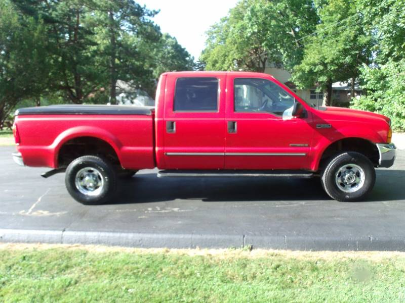 2000 Ford F-250 Super Duty 4dr Lariat 4WD Crew Cab SB - Canton OH