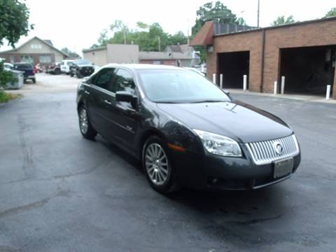 2007 Mercury Milan for sale in Canton, OH