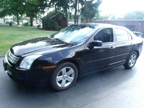 2007 Ford Fusion for sale in Canton, OH