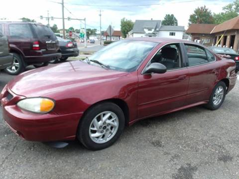 2003 Pontiac Grand Am for sale in Canton, OH