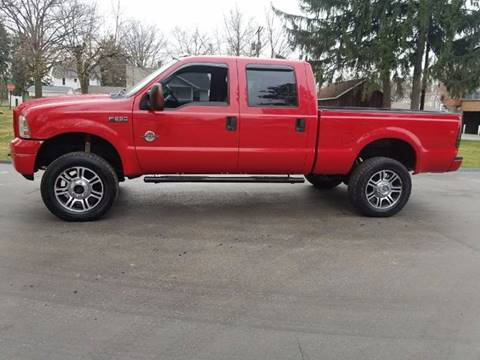 2003 Ford F-250 Super Duty for sale at JEFF MILLENNIUM USED CARS in Canton OH