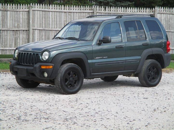 2002 Jeep Liberty For Sale At JEFF MILLENNIUM USED CARS In Canton OH