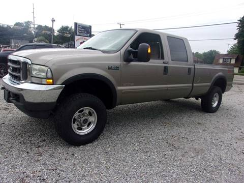 2004 Ford F-250 Super Duty for sale in Canton, OH