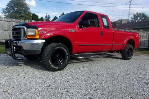 1999 Ford F-250 Super Duty for sale in Canton, OH