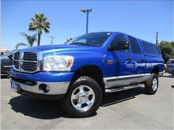 2007 Dodge Ram Pickup 3500 for sale in Stanton, CA