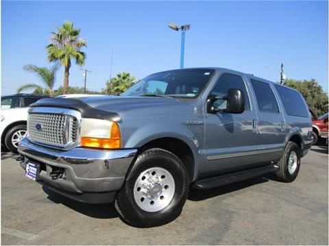 2000 Ford Excursion for sale in Stanton, CA
