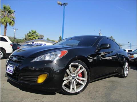 2010 Hyundai Genesis Coupe for sale in Stanton, CA